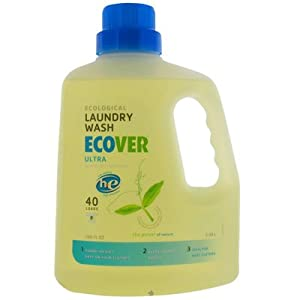 Ecover Laundry Detergent Liquid - 100 oz