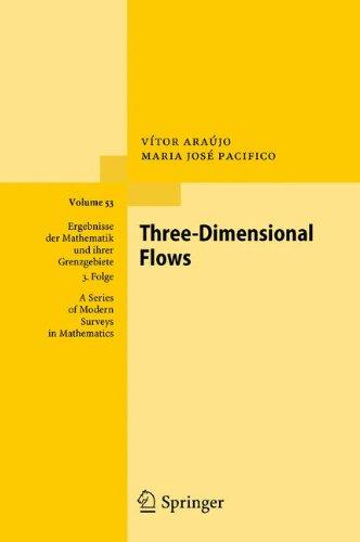 Three-Dimensional Flows (Ergebnisse der Mathematik und ihrer Grenzgebiete. 3. Folge / A Series of Modern Surveys in Math