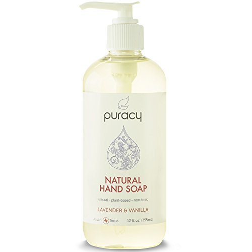 Puracy Natural Liquid Hand Soap