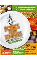 [ Forks Over Knives the Cookbook: Over 300 Recipes for Plant-Based Eating All Through the Year ] BY Sroufe, Del ( Author ) ON Aug-14-2012 Paperback