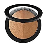 Sephora Microsmooth Baked Bronzer Duo 01 Honey Heat 0.28 oz. by SEPHORA COLLECTION