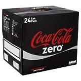 Coca Cola Coke Zero 24 x 330ml Pack
