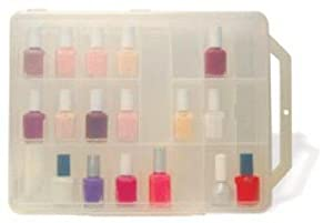 Essie Displays Essie Nail Polish Carry Case HOLDS 48 POLISHES - LOUCAR0001