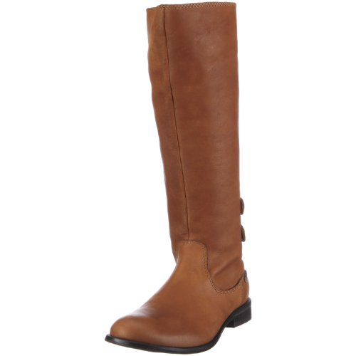 Pepe Jeans London Women's Rene RE-130 Tan Boots RE-130 B 5 UK
