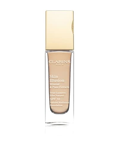 Clarins Base De Maquillaje Líquido Skin Illusion N°112 Amber 30 ml