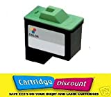 Lexmark 26 (10N0026) Colour Remanufactured High Capacity Ink Cartridges For Lexmark i3 IJ650 IJ652 X1100 X1110 X1130 X1140 X1150 X1155 X1160 X1170 X1180 X1185 X1190 X1200 X1250 X1270 X1290 X2230 X2240 X2250 X74 X75 Z13 Z23 Z23e Z24 Z25 Z25L Z33 Z34 Z35 Z