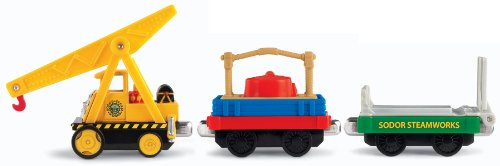 Thomas the Train: Take-N-Play Percy and Kevin to the Rescue