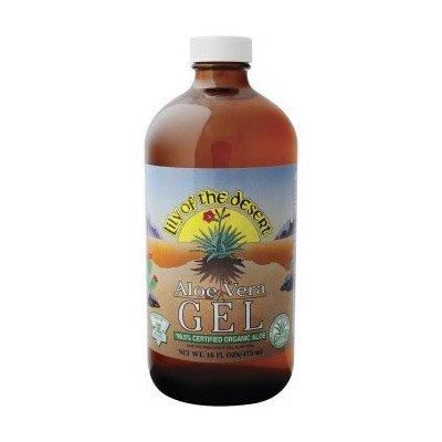 Lily Of The Desert Aloe Vera Gel, 16 Ounce -- 12 Per Case.