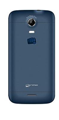 Micromax Canvas Turbo Mini A200 (Blue)