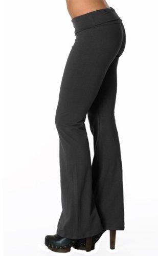 yoga pants heels