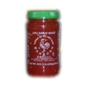 Huy Fong Vietnamese Chili Garlic Sauce, 8 Oz. by Huey Fong