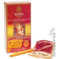 Surya Powder Red 1 76oz from Surya Henna