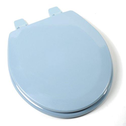 American Standard Blue Toilet Seat