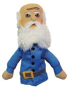 Leo Tolstoy magnet finger puppet