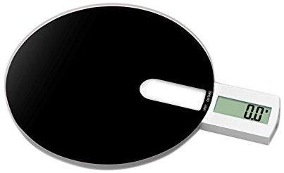Hanson Aquatronic Balance de cuisine électronique - Plateau en verre Capacité medium 5kg