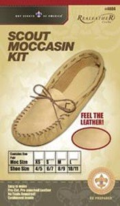 Leather Scout Moccasin Kit