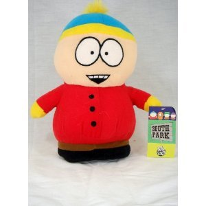 "South Park Eric Cartman 7"" Plush Figure - 1"