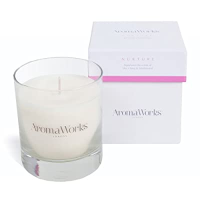 Aromaworks 30cl Nurture Scented Candle by AromaWorks