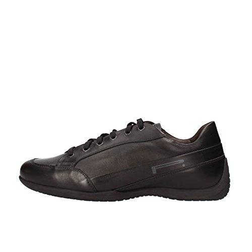 PIRELLI 42 EU sneakers uomo nero pelle AF116