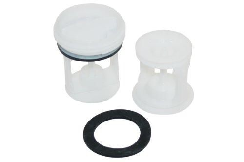 Ariston Hotpoint Indesit Scholtes Waschmaschine Filter Kit. Original Teilenummer c00141034
