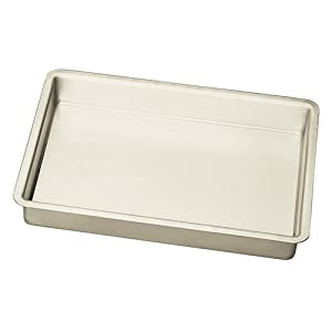 Parrish Magic Line 9 x 13 x 2 Oblong Aluminum Cheescake Pan