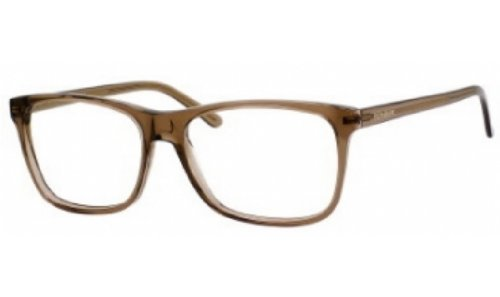 Yves Saint Laurent Yves Saint Laurent 6384 Eyeglasses 0BKC Transparent Brown 53mm