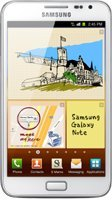 N7000 Samsung Galaxy Note Unlocked Android Smartphone (White)