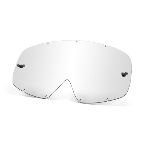 Oakley MX O Frame Replacement Lens Pack of 5 Clear One Size