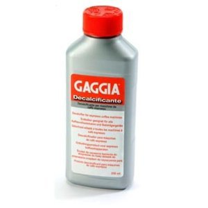 Gaggia Decalcifier Descaler Solution 250ml