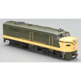 Bachmann Industries Alco Fa2 Dcc Ready Diesel Ho Scale Pennsylvania Rail Road Single Stripe Keystone Locomotive front-249910