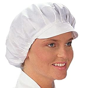 Amazon.com - Traditional and stylish kitchen Peaked Hat White - One
