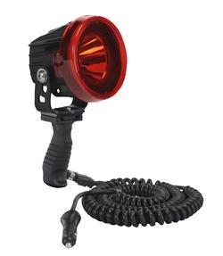 10 Watt LED Handheld Spotlight - 16' Coil Cord