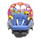 Toy Game Cute Tiny Love Musical Take Along Arch, Pink - Suitable for Most Strollers And Baby Carriers Kid Child Play