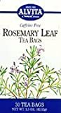Alvita - Rosemary Leaf (Caffeine F, 30 bag