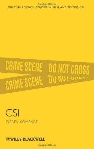 CSI (Wiley-Blackwell Series in Film and Television)