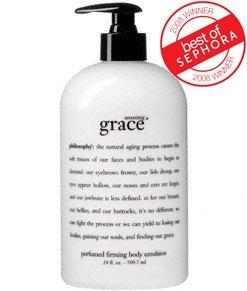 Philosophy | Amazing Grace | Perfumed Firming Body Emulsion | Skin Firming Lotion