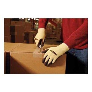 Cut Resistant Gloves, Tan/Brown, M, PR