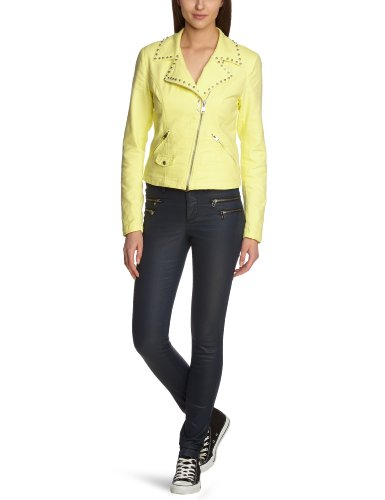 Only - Giacca, manica lunga, donna Giallo (Gelb (Lemonade)) S
