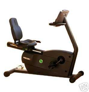 Precor C846 Recumbent Exercise Bike