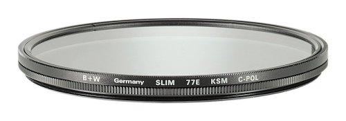 B&W 77MM Slim-Line Multi-Coated Mrc Filter Kaesemann Circular Polarizer – B&W 66025844