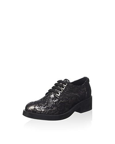 Guess Zapatos de cordones Negro