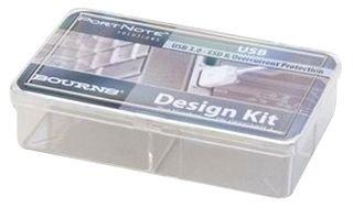 Bourns Pn-Designkit-4 Usb 3.0, Esd/Overcurrent Protection, Design Kit (5 Pieces)