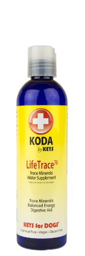 KODA Life Trace76 Ionic Mineral Supplement for Dogs