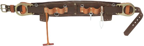 Klein Tools 5266N-22D Semi-Floating Lineman'S Body Belt