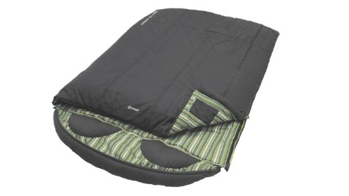 OUTWELL CAMPER DOUBLE SLEEPING BAG 1-2 SEASON CAMPING