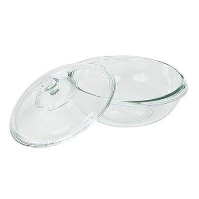Pyrex 2-Quart Glass Bakeware Dish New
