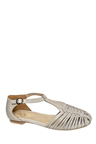 Into Thin Air Flat Sandal