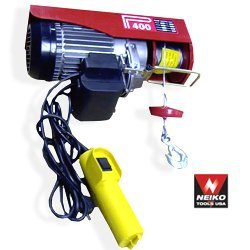 Images for Neiko 440 Lb. Electric Hoist - With Remote Control