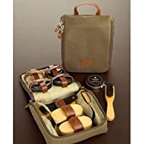 Hot Sale Travel Shoe Shine Kit