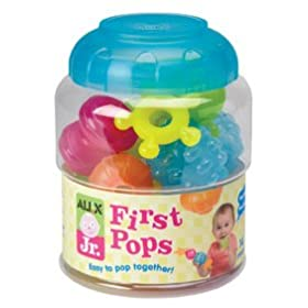 Alex Jr. First Pops Pop Beads